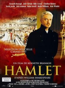 affiche hamlet branagh