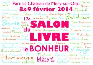 salon du livre Mery 2014